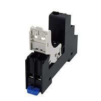 Fingersafe DIN socket for RJ2