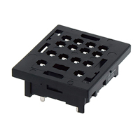 Socket PCB Mount for RU4S/RY4S